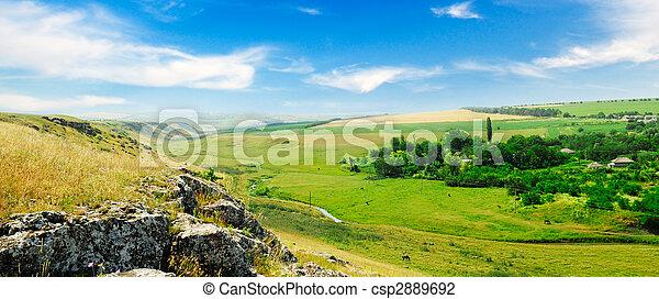 Mountains - csp2889692