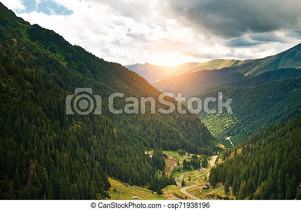 Mountains - csp71938196
