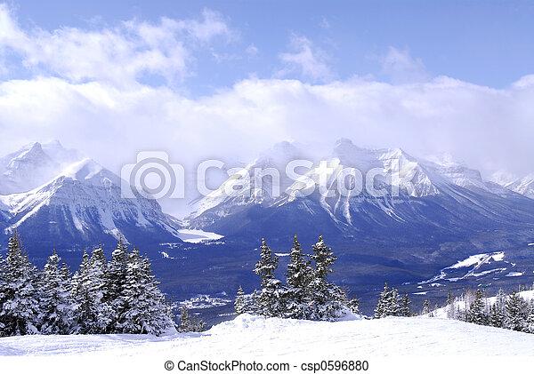 Mountains - csp0596880