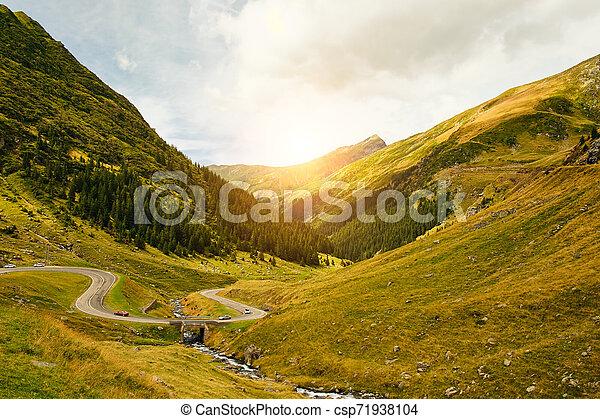 Mountains - csp71938104