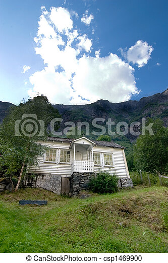 Mountin House - csp1469900