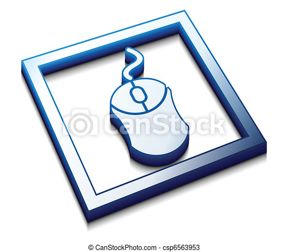 mouse cursors icon - csp6563953