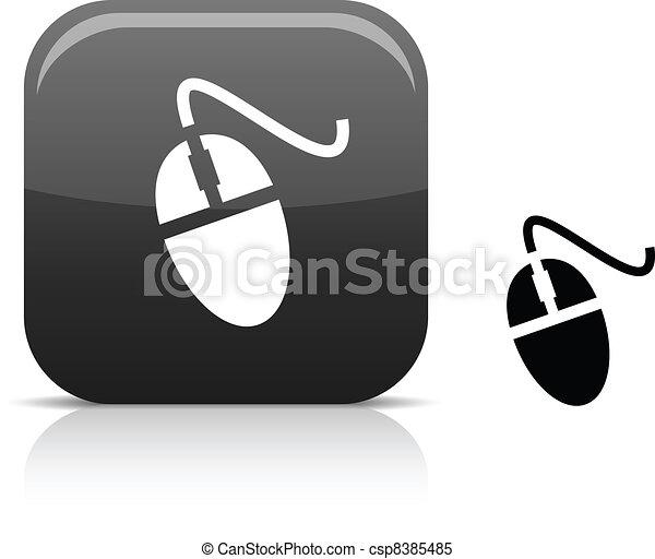 Mouse icon. - csp8385485