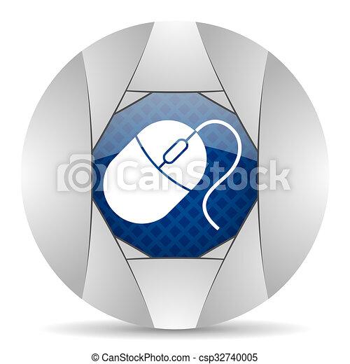 mouse icon - csp32740005