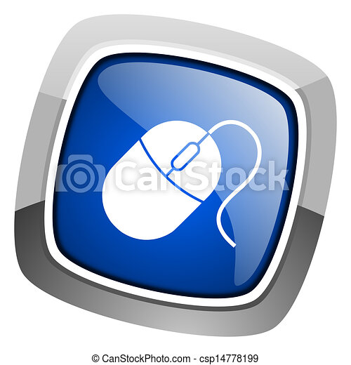 mouse icon - csp14778199