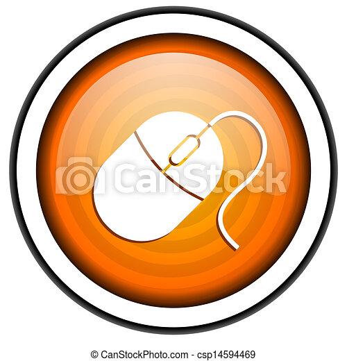 mouse icon - csp14594469