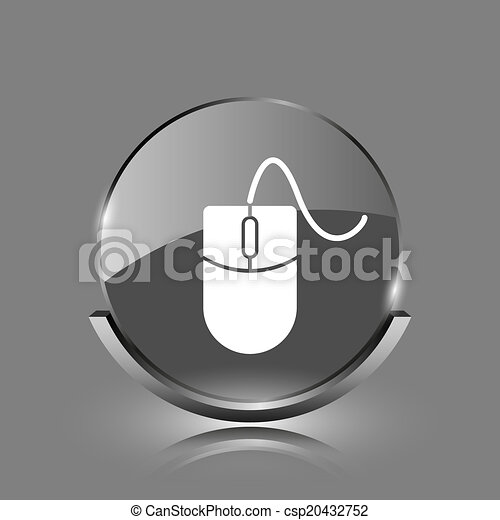Mouse icon - csp20432752