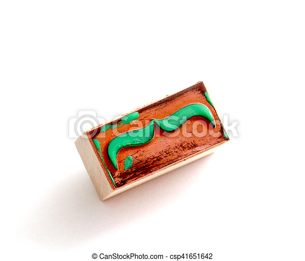 moustaches rubber stamp. Movember men's health awareness concept. - csp41651642