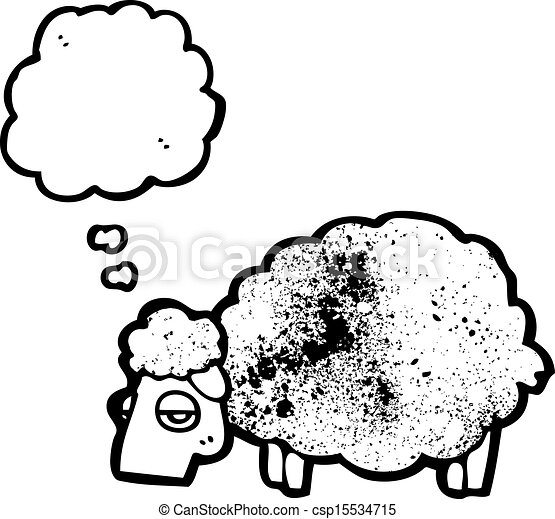 Mouton noir dessin anim - Mouton dessin anime ...