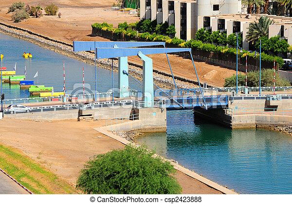 Movable Bridge - csp2423888