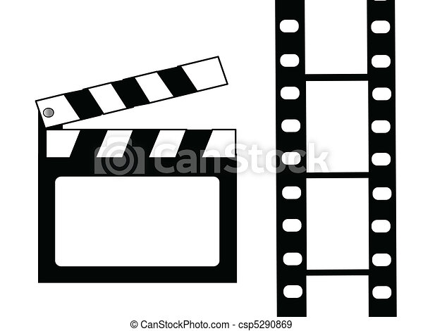movie clapper board illustrations and clipart 6 098 movie clapper