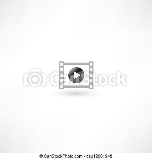 Movie Icon - csp12001948