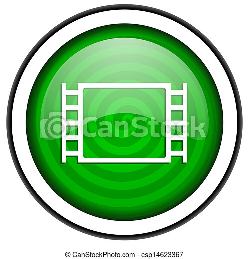 movie icon - csp14623367