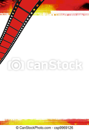 Movie Industry - csp9969126