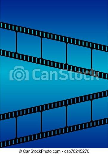 Movie Night Background - csp78245270