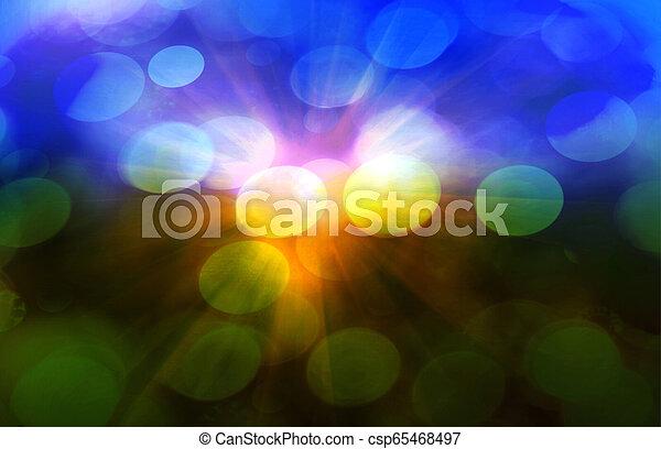 movimento, abstratos, blurry - csp65468497