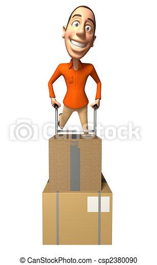Moving - csp2380090