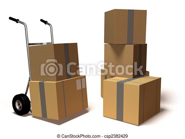 Moving - csp2382429