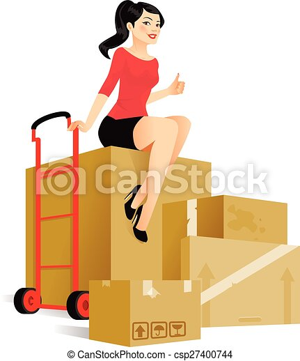 Moving - csp27400744