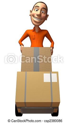 Moving - csp2380086