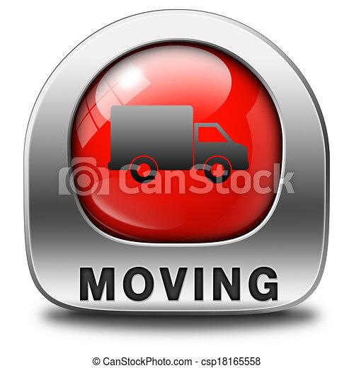 moving - csp18165558