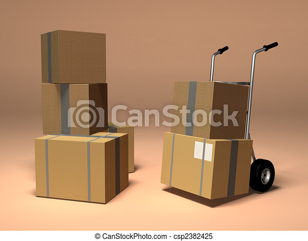 Moving - csp2382425