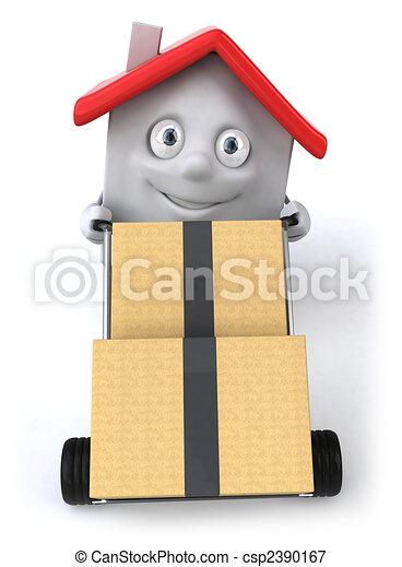 Moving - csp2390167