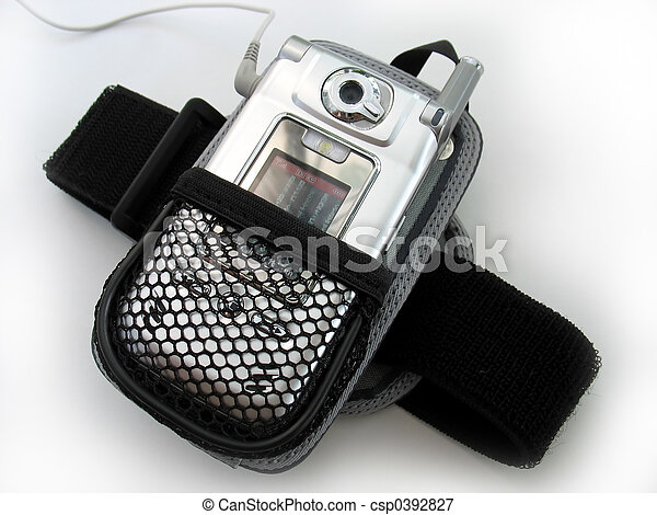 mp3 player armband - csp0392827