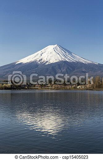Mt Fuji - csp15405023