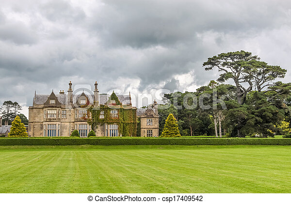 Muckross House and Park - csp17409542