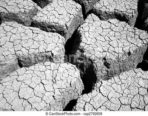 Mud Flats 1 - csp2792609