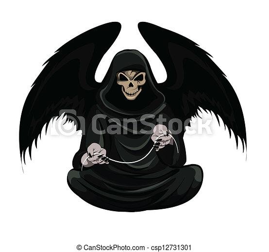 Muerte - csp12731301