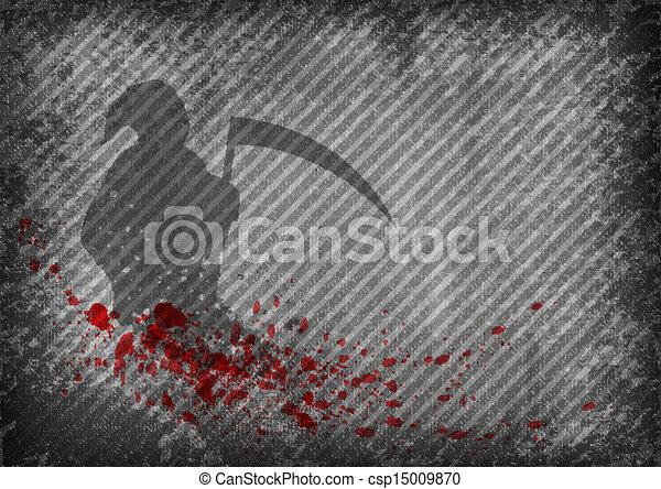 Muerte - csp15009870