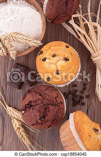 muffin - csp18854045