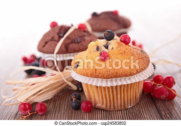 muffin - csp24583802