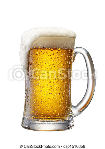 mug of beer - csp1516856