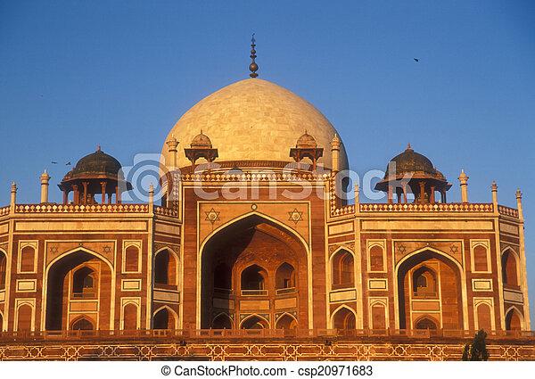 mughal architecture in delhi humayun s tomb islamic mausoleum