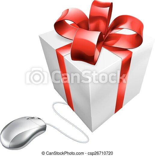Muis Shoppen Kado Cadeau Internet