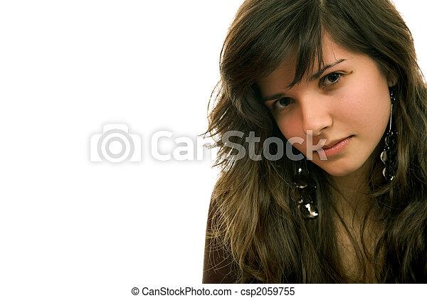 Mujer - csp2059755