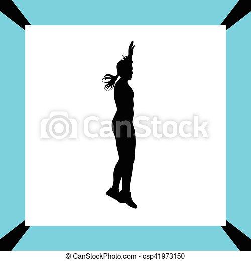 Mujer adecuada - csp41973150