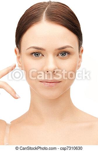 mujer hermosa - csp7310630