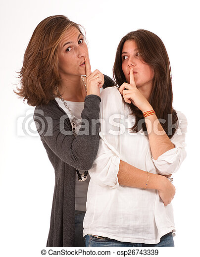 Mujeres secretas - csp26743339