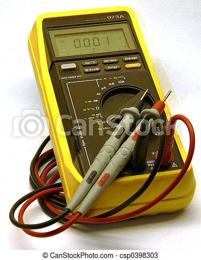 Multímetro digital - csp0398303