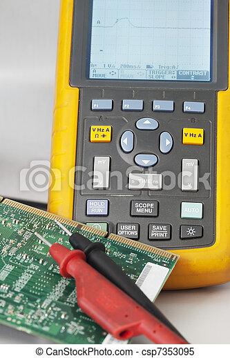 Multímetro digital - csp7353095