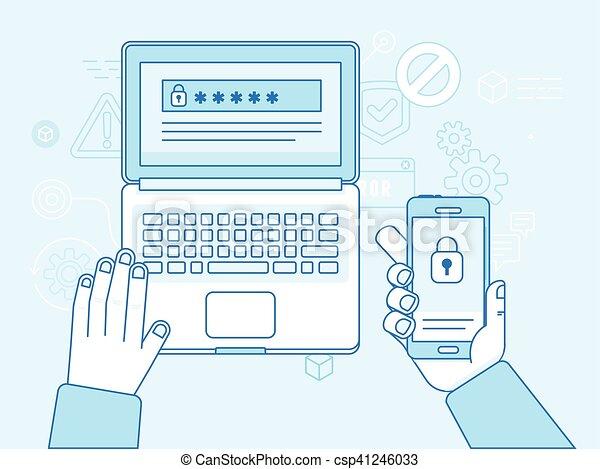 multi, authentication, factor - csp41246033