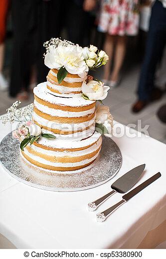 Multi Wasserwaage Hochzeit Kuchen Tisch Blumen Multi