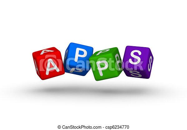 Simbolo multicolor - csp6234770
