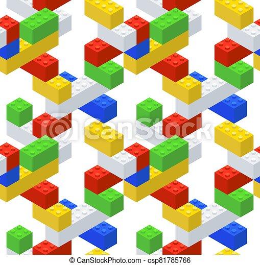 Multicolored children s designer - csp81785766
