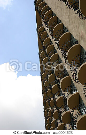 Multiple balconies - csp0004623