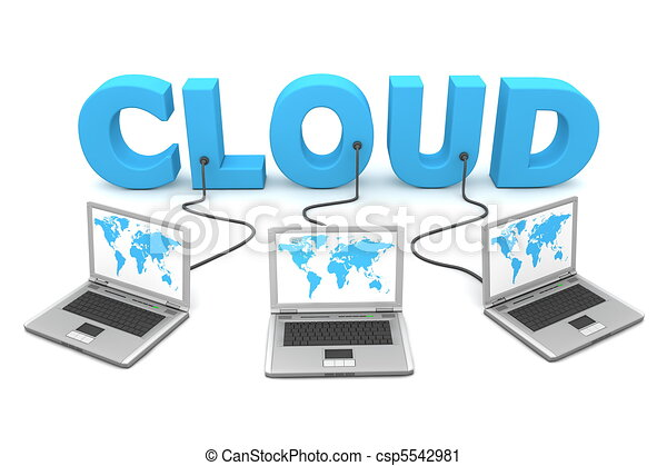 Multiple Wired to the Cloud - csp5542981